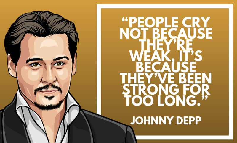 Johnny Depp Picture Quotes 2