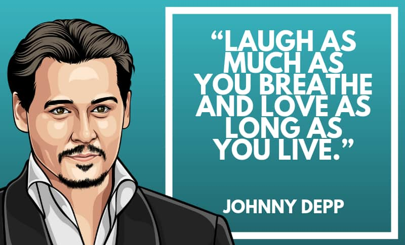 Johnny Depp Picture Quotes 3