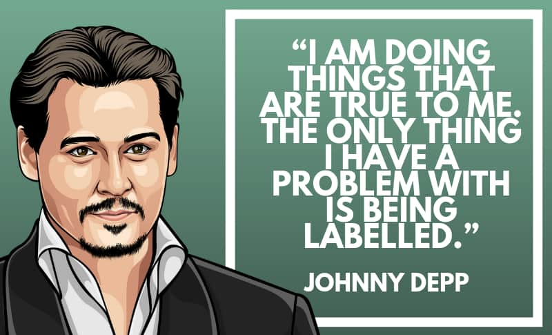 Johnny Depp Picture Quotes 4