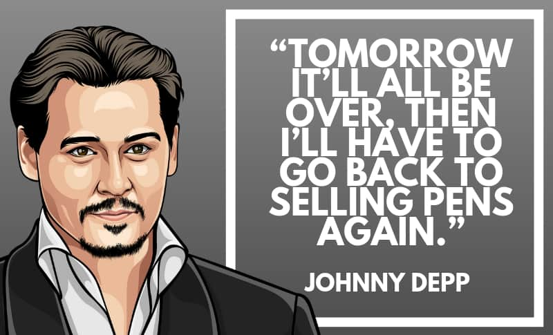 Johnny Depp Picture Quotes 5