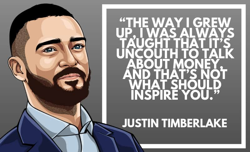 Justin Timberlake Picture Quotes 5
