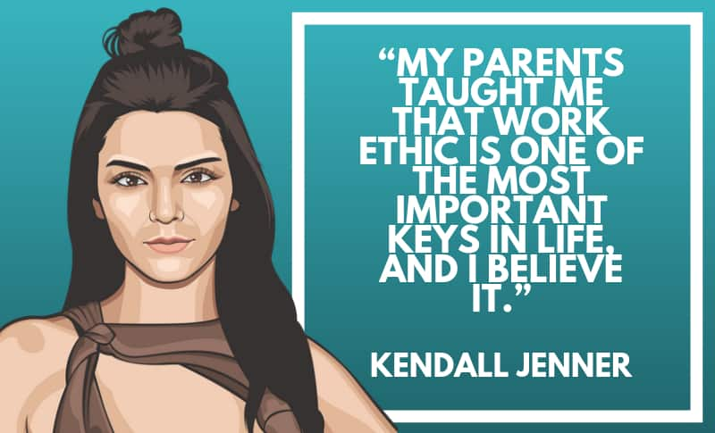 Kendall Jenner Picture Quotes 3
