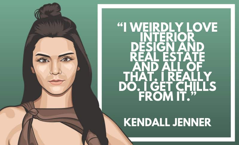 Kendall Jenner Picture Quotes 4