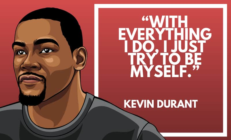 Kevin Durant Picture Quotes 1