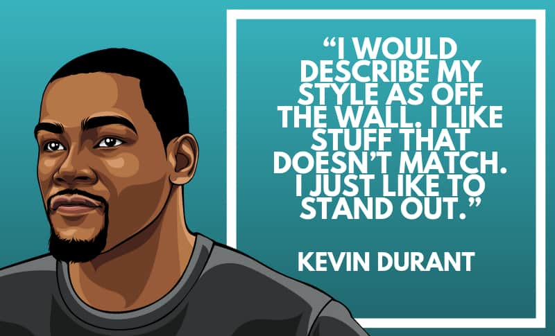 Kevin Durant Picture Quotes 3