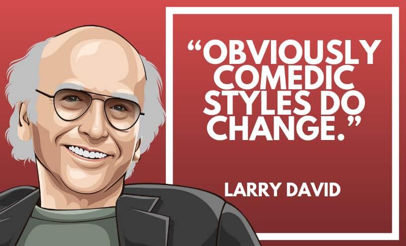 Larry David Picture Quotes 1