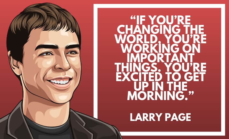 Larry Page Picture Quotes 1