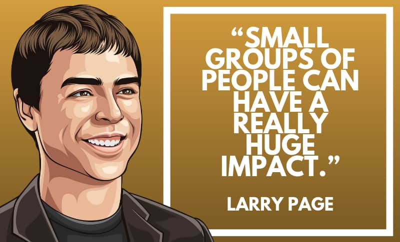Larry Page Picture Quotes 2