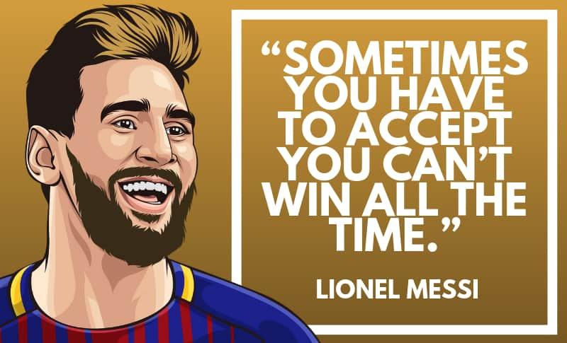 Lionel Messi Picture Quotes 2