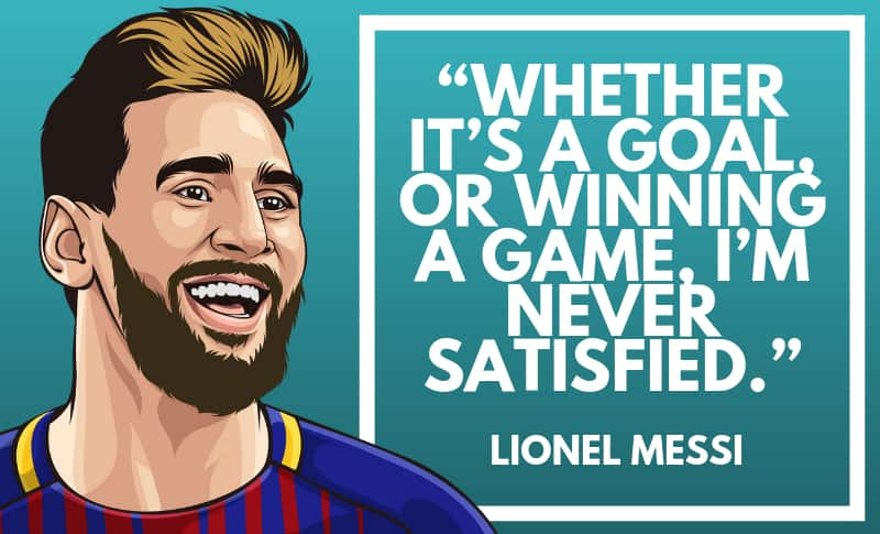 Lionel Messi Picture Quotes 3