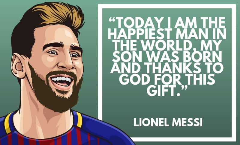 Lionel Messi Picture Quotes 4