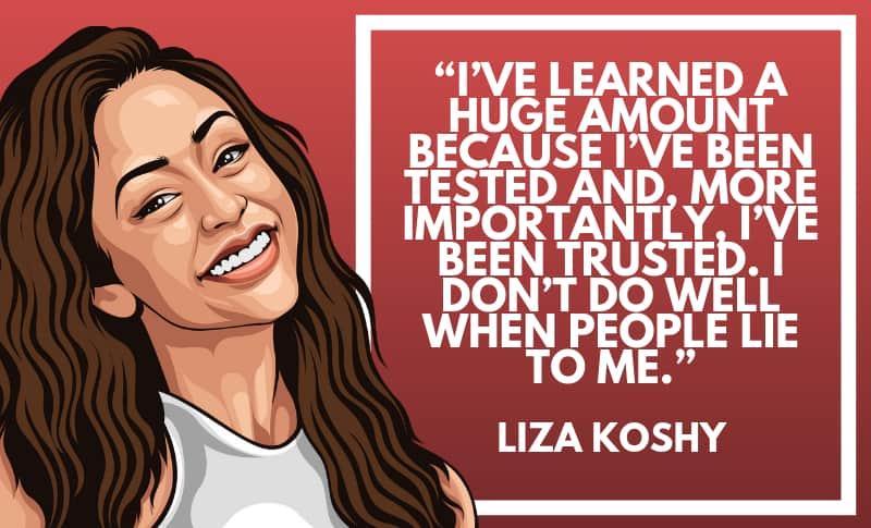 Liza Koshy Picture Quotes 1