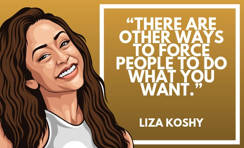 Liza Koshy Picture Quotes 2