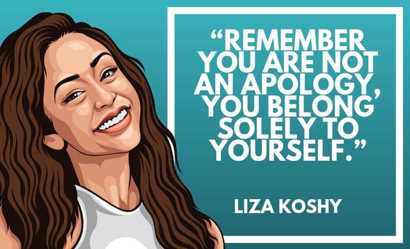 Liza Koshy Picture Quotes 3