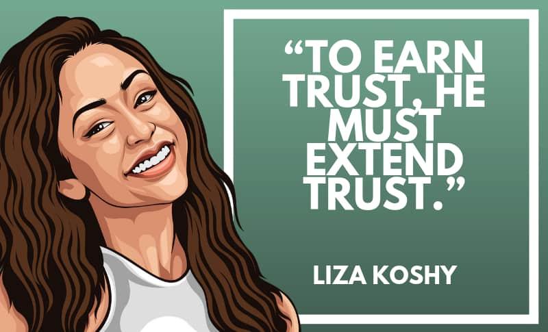 Liza Koshy Picture Quotes 4