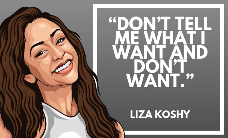 Liza Koshy Picture Quotes 5