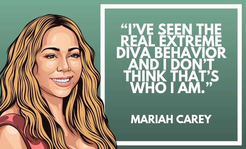 Mariah Carey Picture Quotes 4