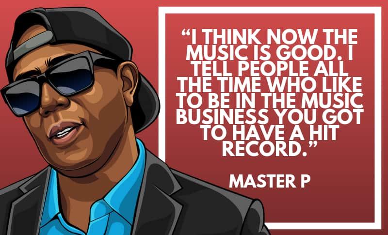 Master P Picture Quotes 1