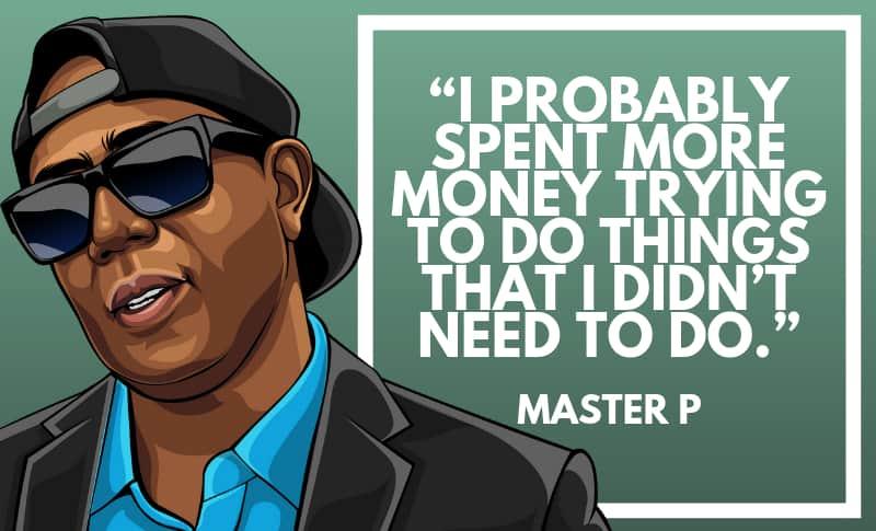 Master P Picture Quotes 4