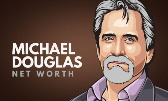 Michael Douglas' Net Worth