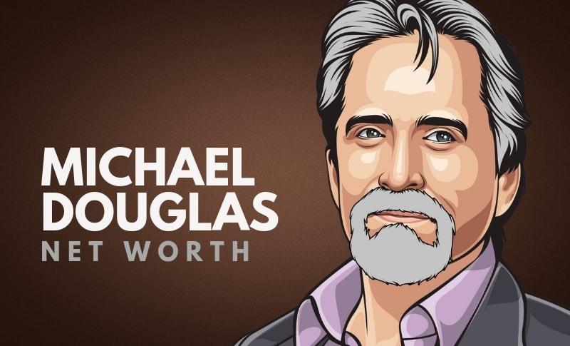 Michael Douglas' Net Worth