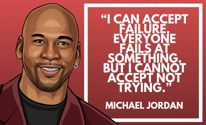 Michael Jordan Picture Quotes 1