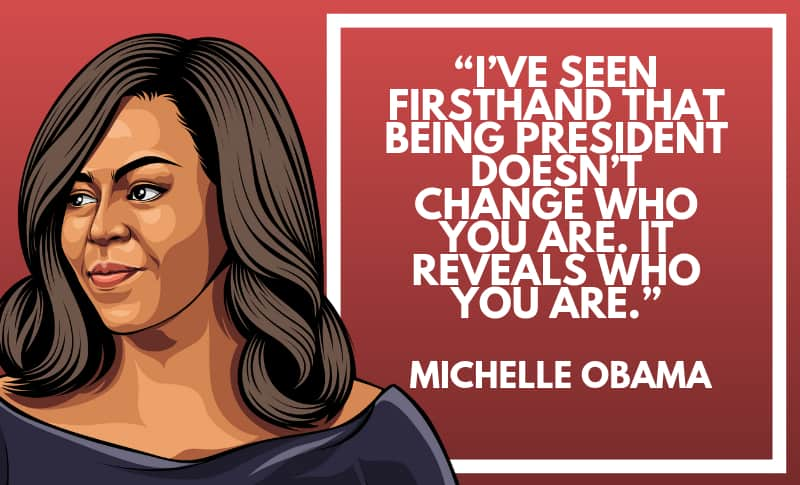 Michelle Obama Picture Quotes 1