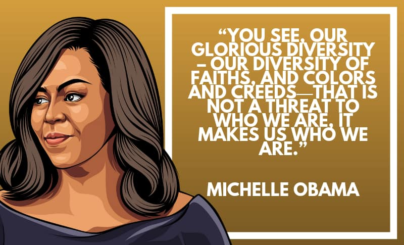 Michelle Obama Picture Quotes 2