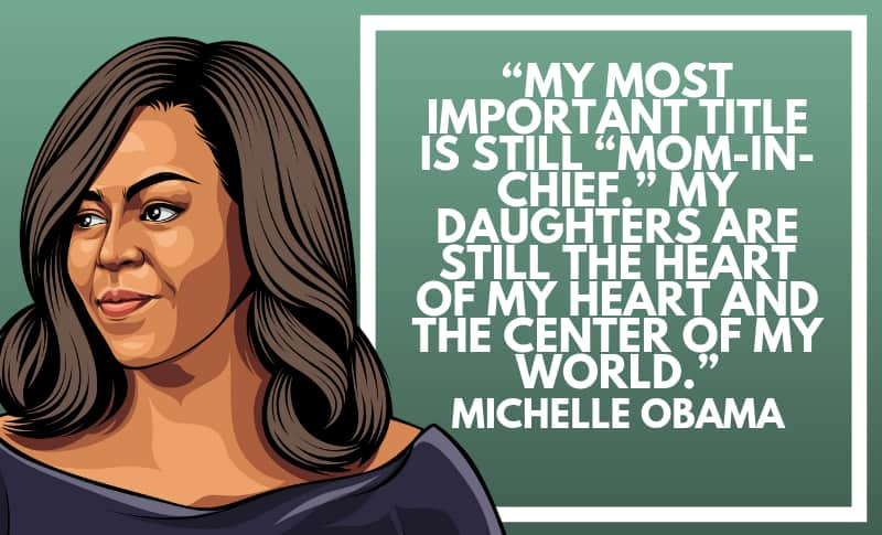 Michelle Obama Picture Quotes 4