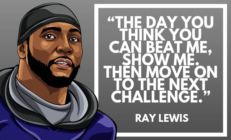 Ray Lewis Picture Quotes 5