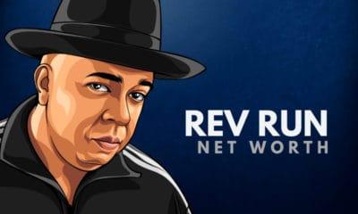 Rev Run's Net Worth