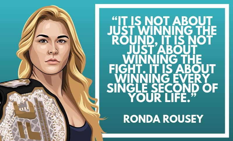 Ronda Rousey Picture Quotes 3