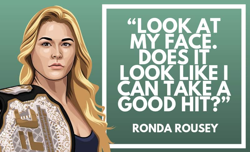 Ronda Rousey Picture Quotes 4