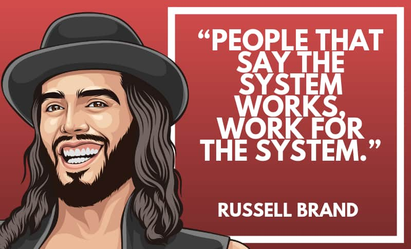 Russell Brand Picture Quotes 1