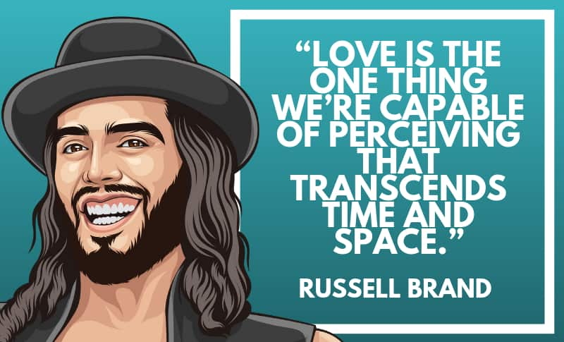 Russell Brand Picture Quotes 3