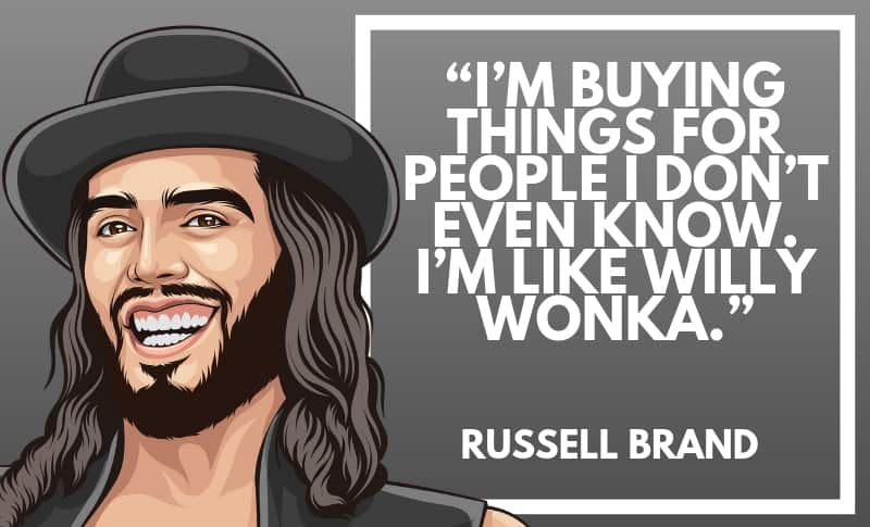 Russell Brand Picture Quotes 5