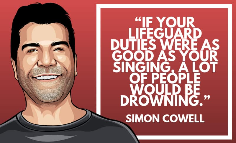 Simon Cowell Picture Quotes 1