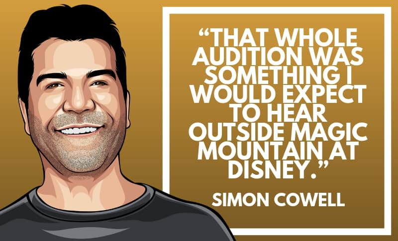 Simon Cowell Picture Quotes 2