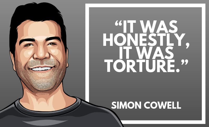 Simon Cowell Picture Quotes 5