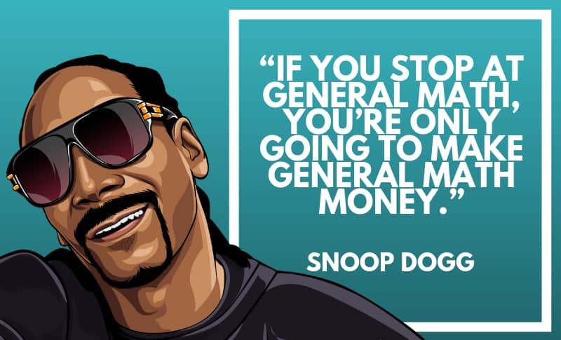 Snoop Dogg Picture Quotes 3