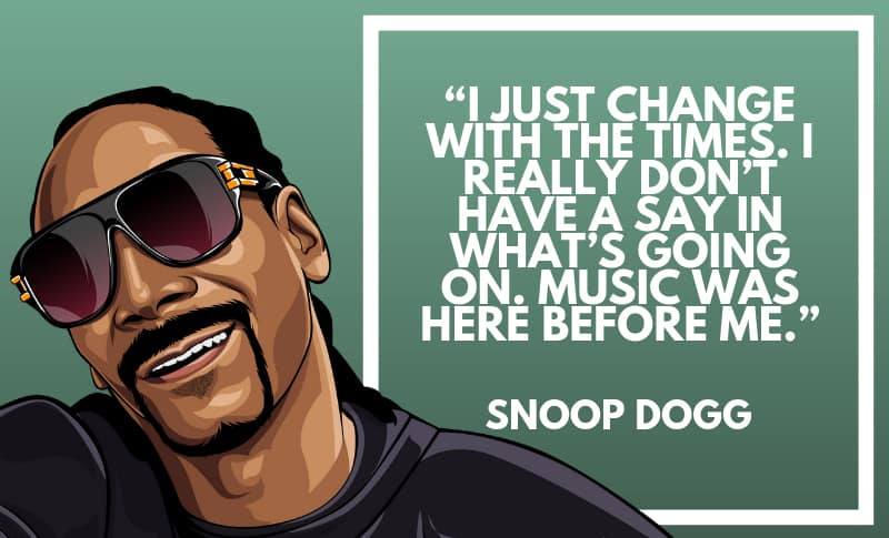Snoop Dogg Picture Quotes 4