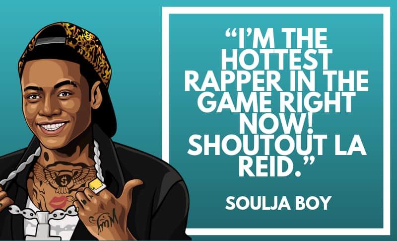 Soulja Boy Picture Quotes 3