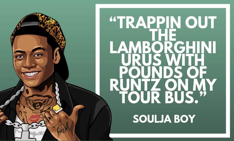 Soulja Boy Picture Quotes 4