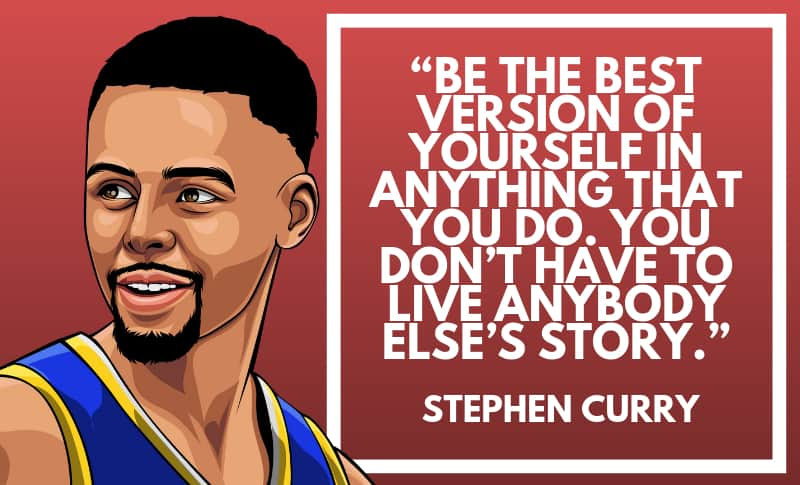 Stephen Curry Picture Quotes 1