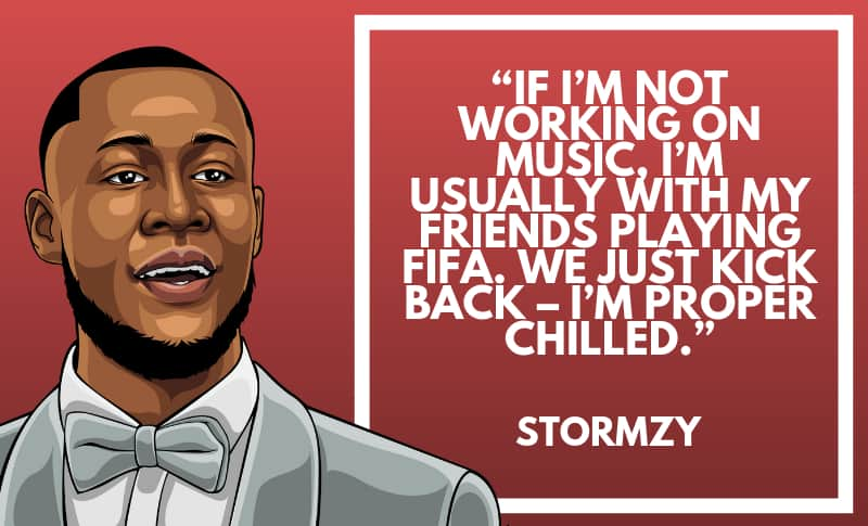 Stormzy Picture Quotes 1