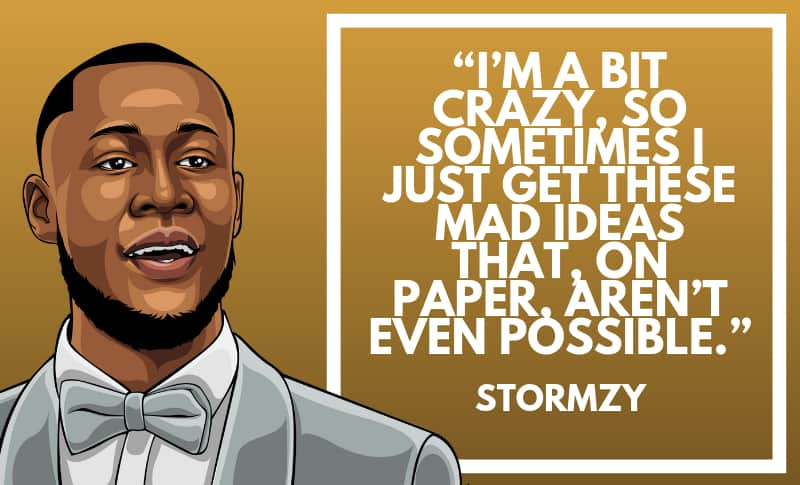 Stormzy Picture Quotes 2