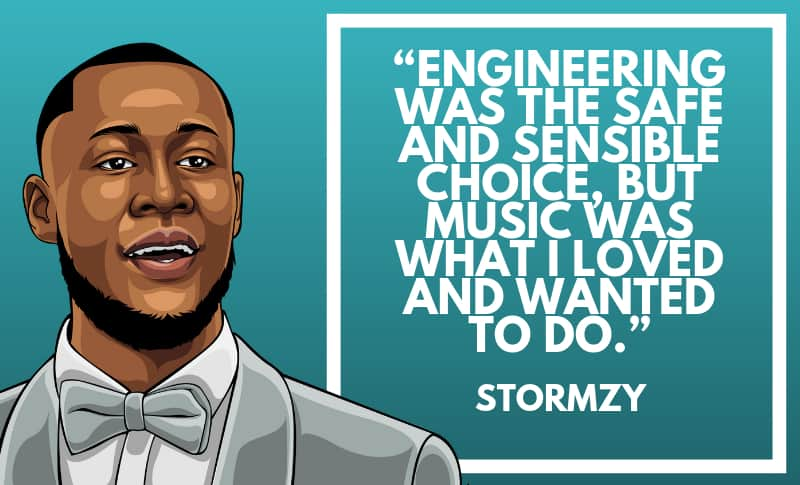 Stormzy Picture Quotes 3