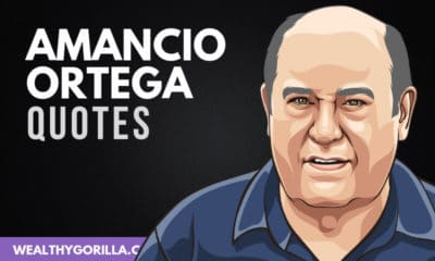 The Best Amancio Ortega Quotes