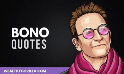 The Best Bono Quotes