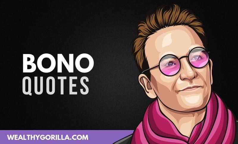 The Best Bono Quotes